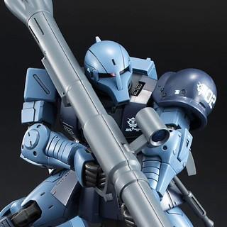 HG 1/144《機動戰士鋼彈 THE ORIGIN》MS-05 薩克I(黑色三連星機)【PB限定】