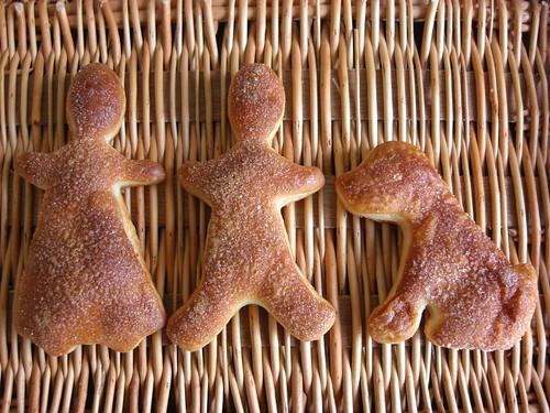 ポワンタージュのパン