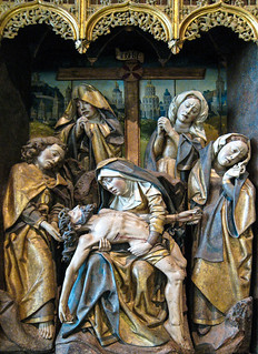 The Lamentation, Spain, 1480, Cloisters