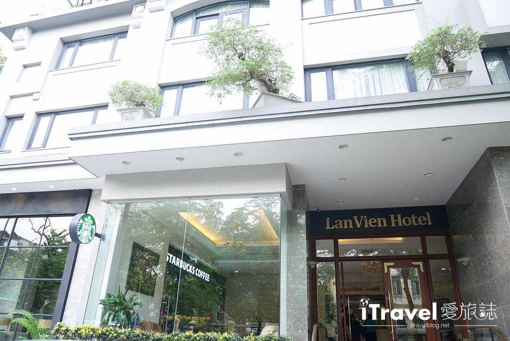 越南酒店推荐 河内兰比恩酒店Lan Vien Hotel (1)