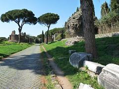 Řím – 10krát z Věčného města: Via Appia Antica (2. díl)