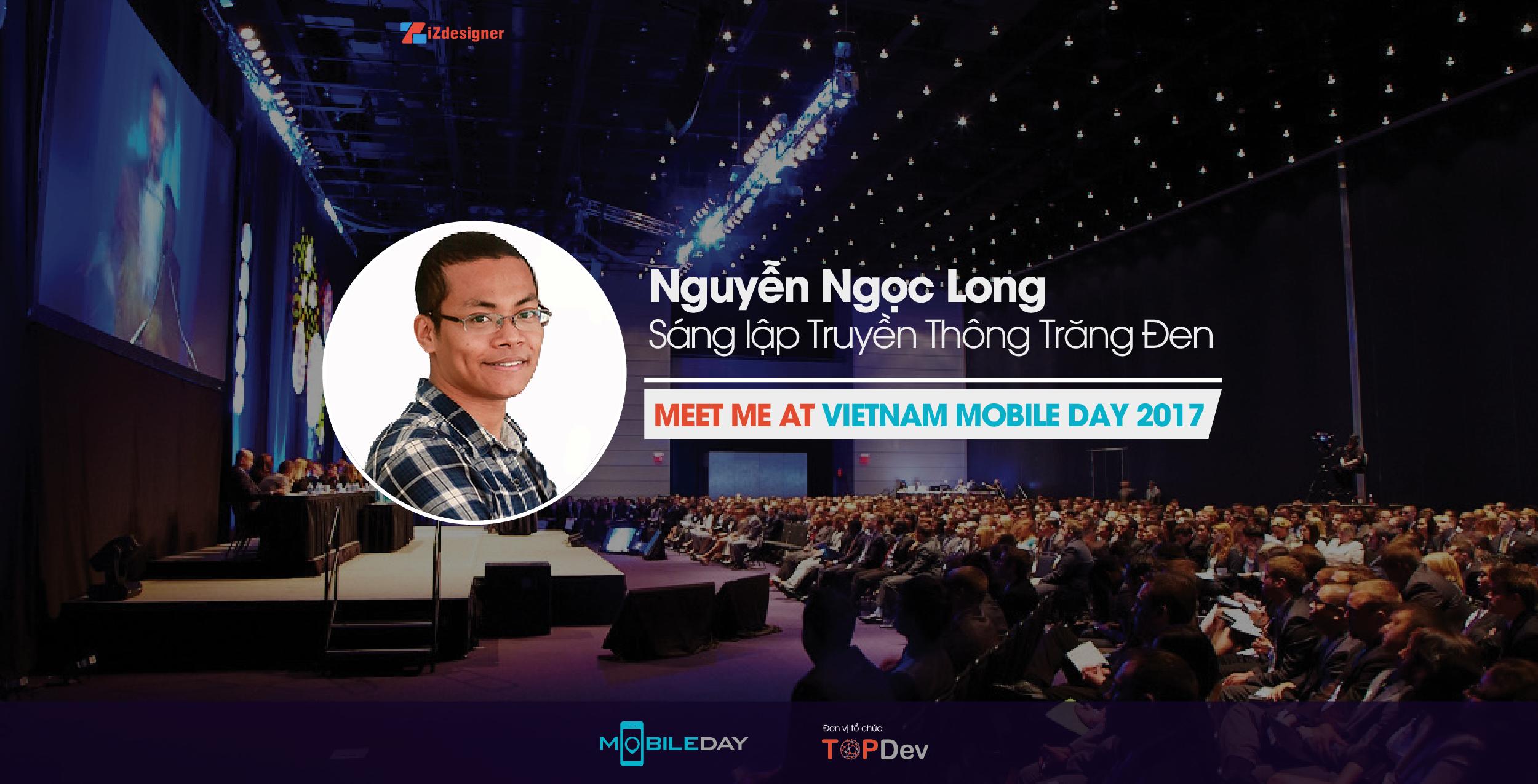 Sự kiện Vietnam Mobile Day 2017