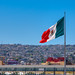 Mexican flag, Tijuana, HDR, 29 March 2017 por SDSk8r