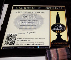 2017_Cask Marque in the United States