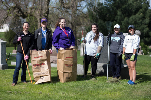 Hope Cemetery Clean-Up