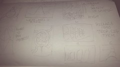 March Development Thumbnails