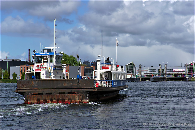 Hemweg ferry, Amsterdam