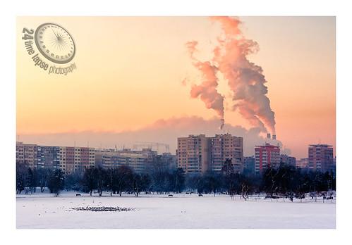 bucharest winter freeze smog sunrise d7200 sigma sigmalens nikon sigma1750 ngc d7200romania