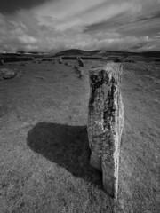 Tomnaverie stone circle (M2268352 M2268353 silver E-M1ii 7mm iso200 f11 1_160s)