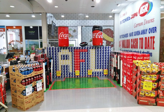 Coca-Cola IGA Carrum Downs 2017