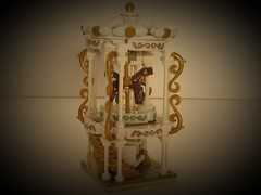 Antique Carousel Minimodular - front