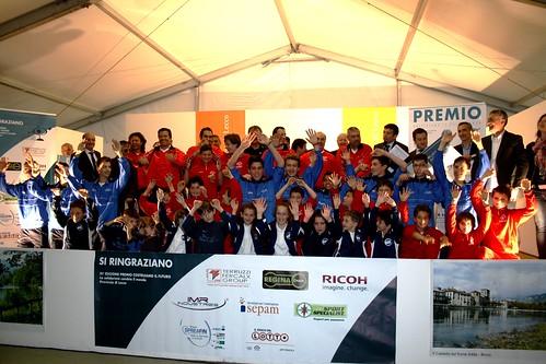 Forniture sport: Novate Brianza, Scuola Calcio Lierna, Monte Marenzo ASD