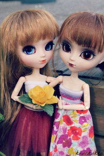 Esme and Cecilia