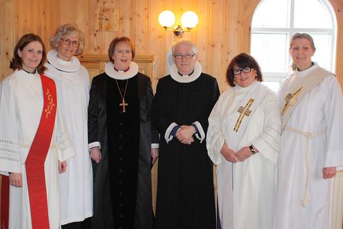Vísitasía biskups Íslands í Mosfellsprestakalli