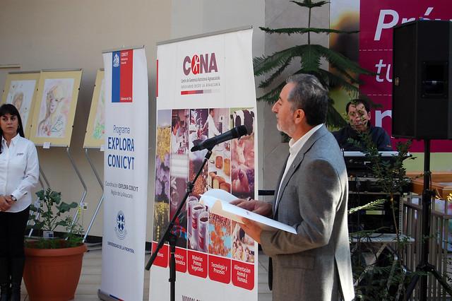 Haroldo Salvo Garrido, Director del CGNA.