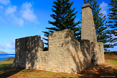 The Salt House -  Emily Bay, Norfolk Island - Built 1846
