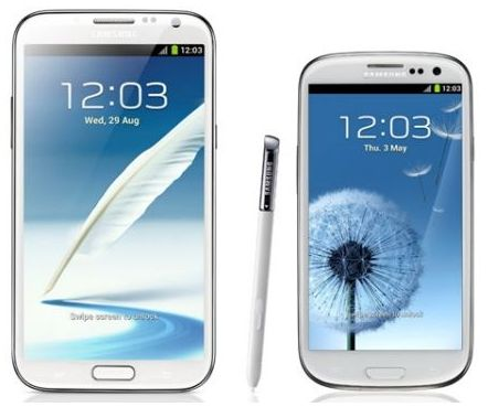 Android 4.2.2 для Galaxy S3 и Note 2
