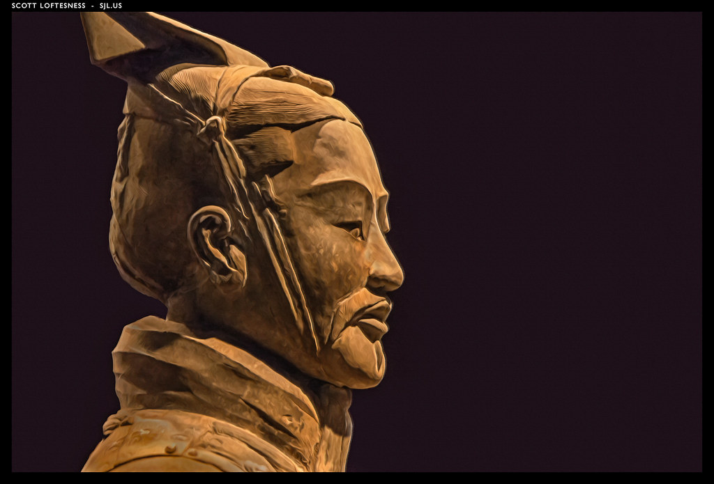 Terracotta Warrior - San Francisco - 2013