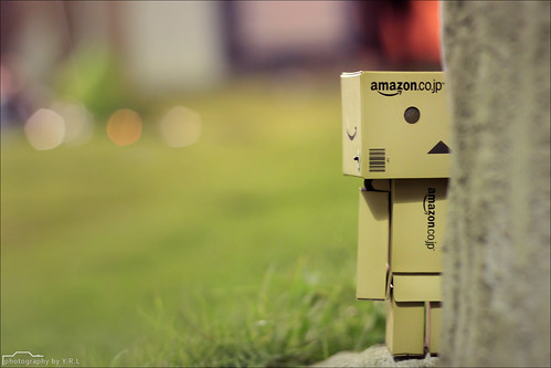 welcome  my  lil  danbo  ..  =$