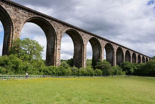 Viaduct at Ty Mawr