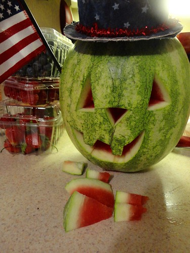 mr watermelon head