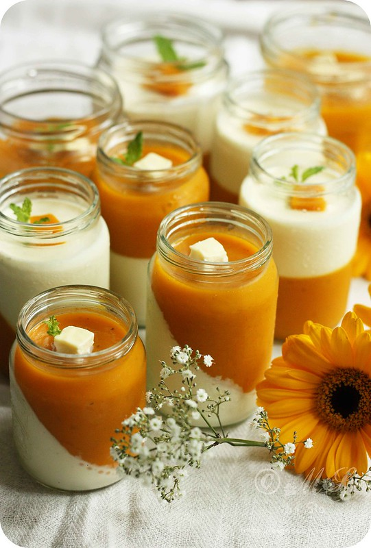 ... Magic of Spices...: Mango Panna Cotta Recipe | How to Make Panna Cotta