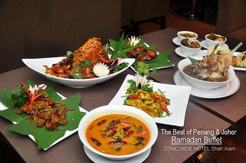 Ramadan Buffet Concorde Hotel Shah Alam