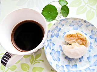 IMG_1627 bao with coconut custard filling