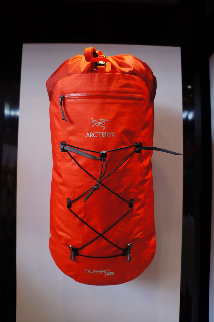 Arc'teryx Alpha FL backpack