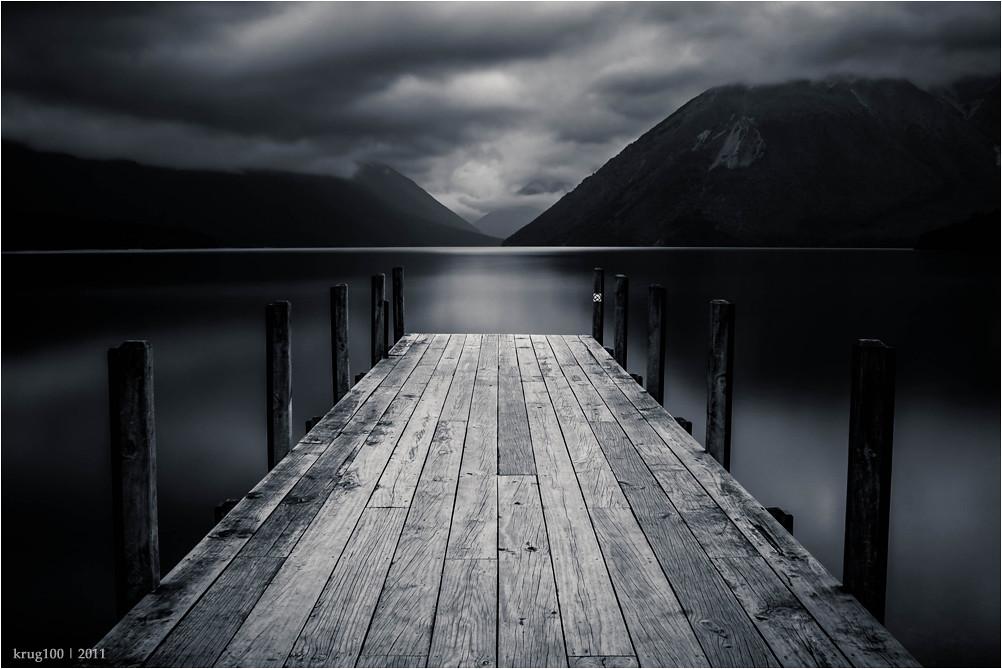 Nelson lakes, South Island, New Zealand