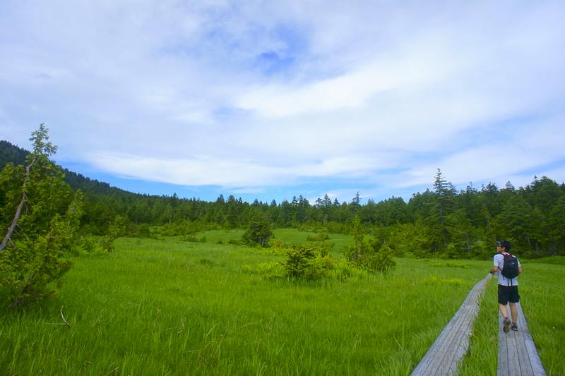 DSC06615 Oze:Mt.Shihutsu Hike