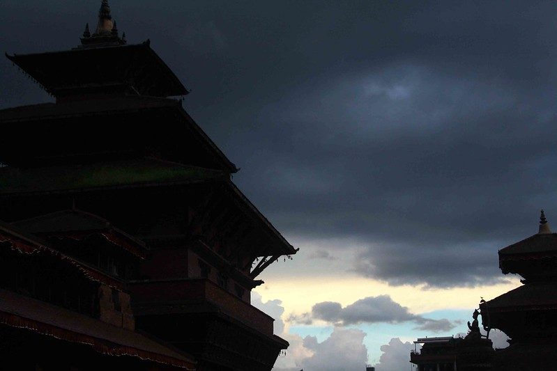 Kathmandu Moment