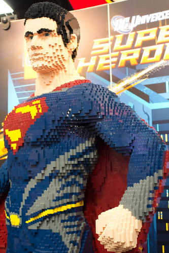 Man Of Steel Lego