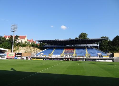 DSC01023 Stadion u Nisy, home of FC Slovan Liberec