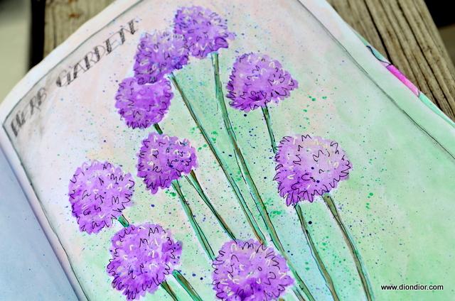 Herb Flowers