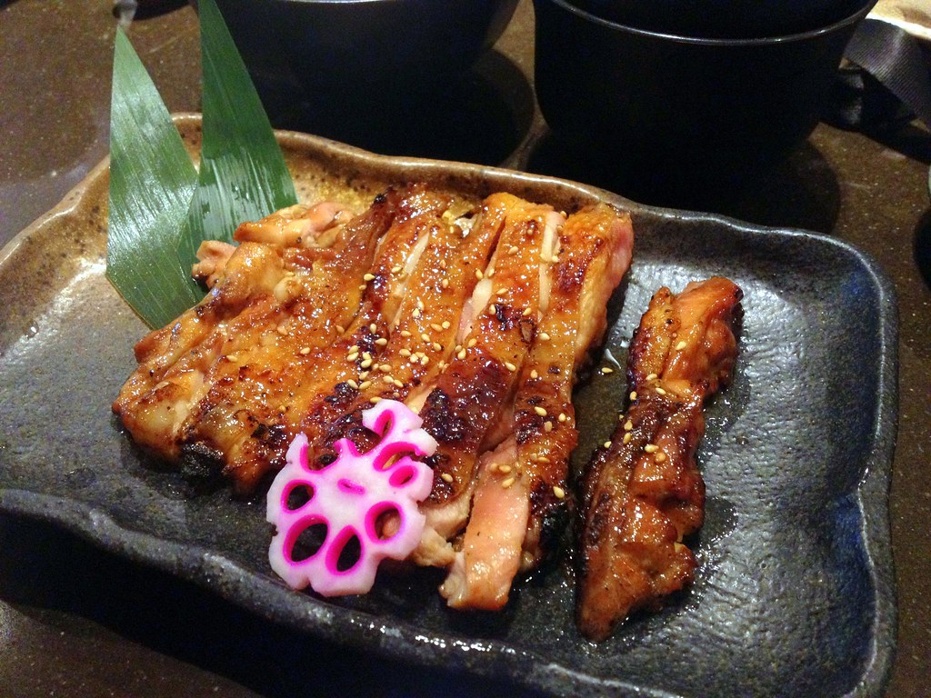 Tamashii Robataya: Teriyaki Chicken