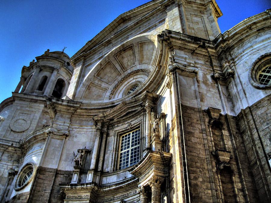 Catedral de Cádiz. Autor, Gonzalo Iza