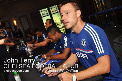 Chelsea Football Club John Terry