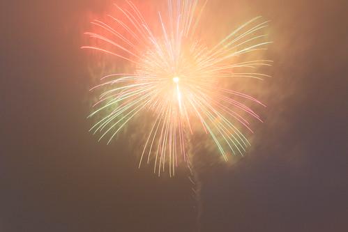 the 28th Kanagawa Shimbun Fireworks Festival 13