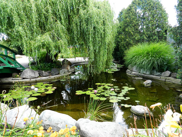 MSU horticultural gardens