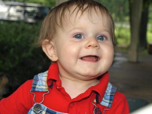 1 Year Old Judah