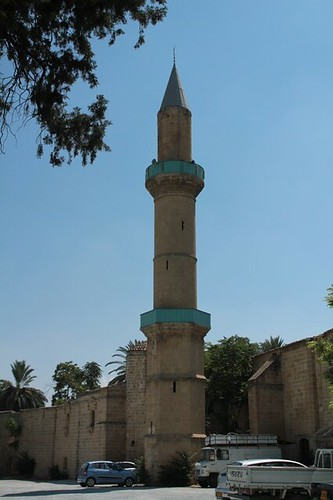 Lefkosia: piccola moschea