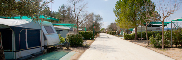 Camping El Teularet - Valencia