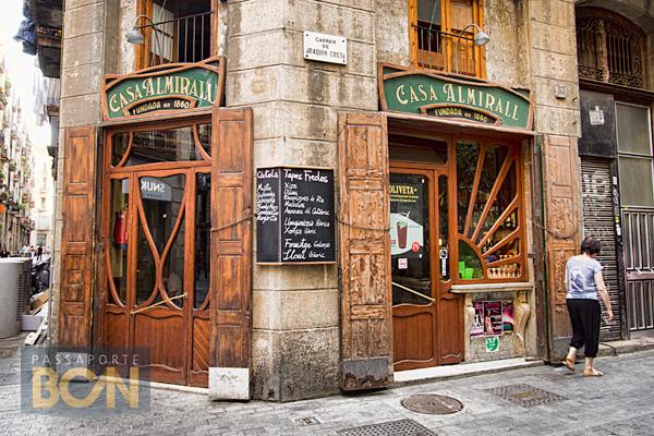 Casa Almirall, Barcelona