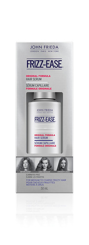 JF Frizz Ease Serum - new bottle