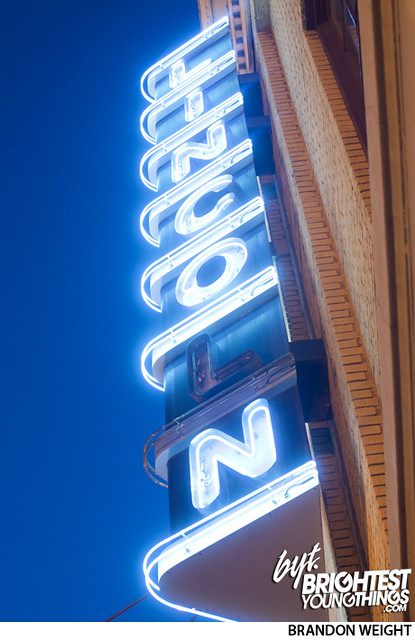 First Look: Lincoln Theatre Reopens