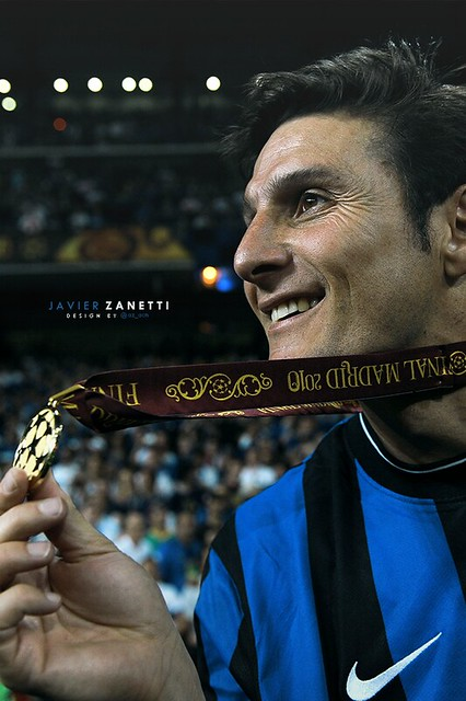 Javier Zanetti | A wallpaper for iPhone 2