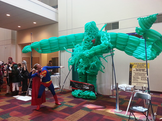 Superman vs. Cthulhu