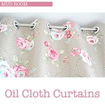 Oil Cloth Curtains