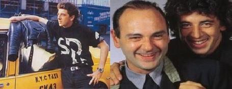 Patrick en Gérard Présgurvic